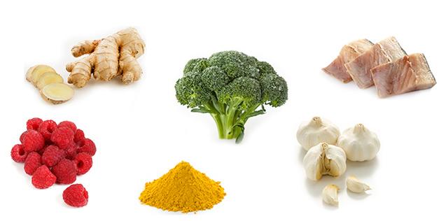 anti-inflamatory foods