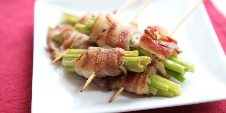 asparagus bacon roll