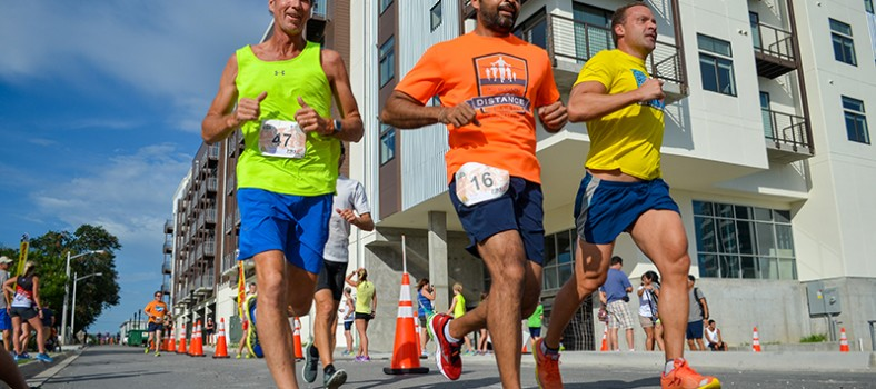 Mayo Clinic Studying Runners