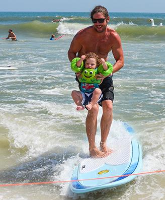 kids surf jacksonville