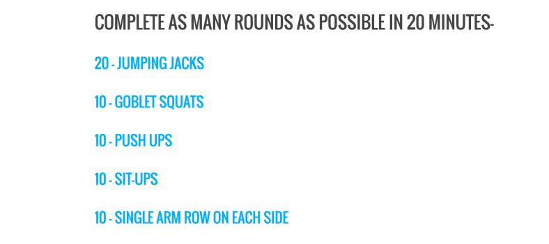 beginner-workout